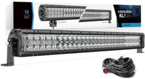 Led Light Bar, Senlips 32″ 180W