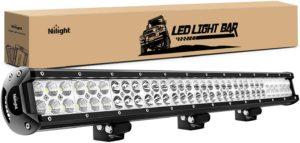 Led Light Bar Flood Spot