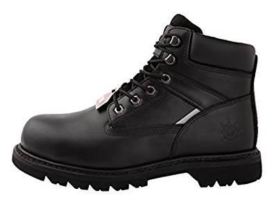 steel toe shoe