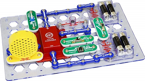 Snap Circuit Sounds Electronic Discovery Kit