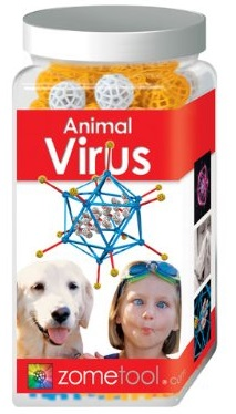 Zometool Animal Virus