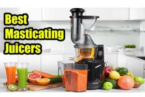 Best Masticating Juicer Reviews