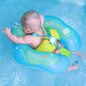 Swimming Baby Inflatable Baby