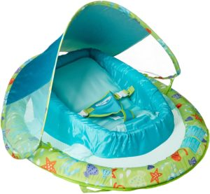 SwimWays Infant Baby Spring