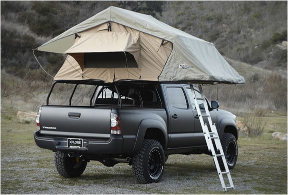 Best Truck Tents